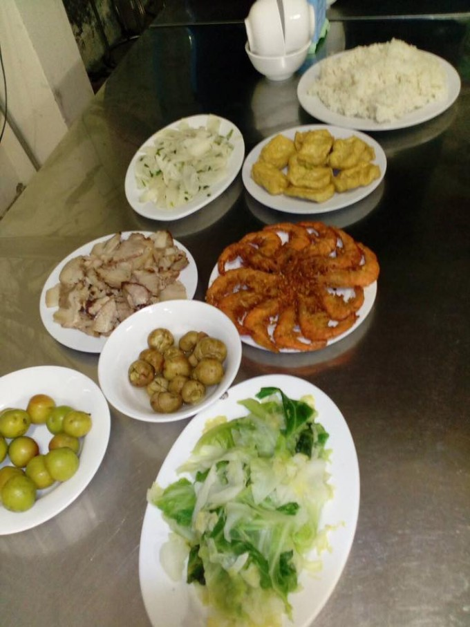 ベトナム、食事3